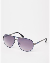 Женские пурпурные солнцезащитные очки от Jeepers Peepers