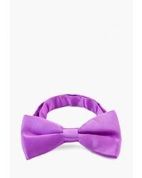 Мужской пурпурный галстук-бабочка от Casino