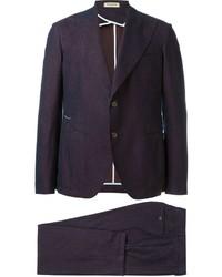 Пурпурный костюм