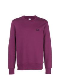 Пурпурный свитшот