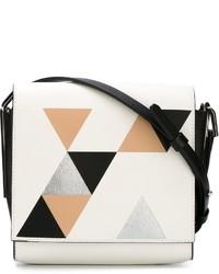 f0af35bb1c07 Купить разноцветную сумку через плечо с геометрическим рисунком - модные  модели сумок через плечо