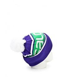 Мужская разноцветная шапка от Salomon