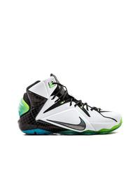 Мужские разноцветные высокие кеды от Nike