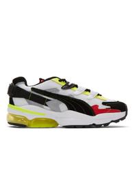 Мужские разноцветные кроссовки от Ader Error