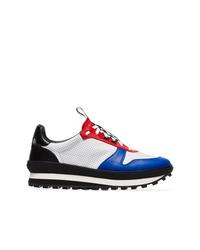 Мужские разноцветные кроссовки от Givenchy