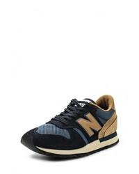 Мужские разноцветные кроссовки от New Balance