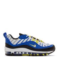 Мужские разноцветные кроссовки от Nike