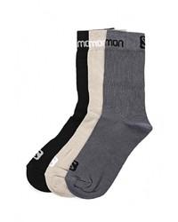 Мужские разноцветные носки от Salomon