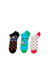Мужские разноцветные носки от Sammy Icon