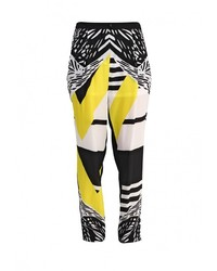 Разноцветные узкие брюки от Byblos