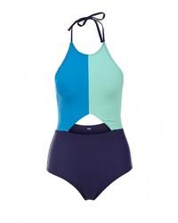 Разноцветный купальник от Roxy