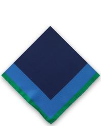 Разноцветный нагрудный платок