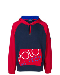 Мужской разноцветный худи от Polo Ralph Lauren