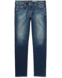 рваные зауженные джинсы original 9159335