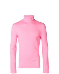 Мужская розовая водолазка от Calvin Klein 205W39nyc