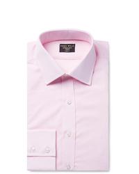 Мужская розовая классическая рубашка от Emma Willis