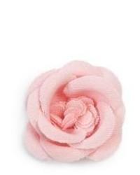 Розовая мужская брошь