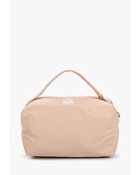 Женская розовая спортивная сумка из плотной ткани от Reebok