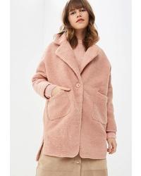 Розовая шуба от Grand Style