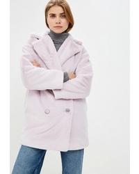 Розовая шуба от Ovelli