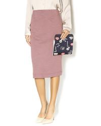 розовая юбка миди original 1474647