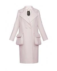 Женское розовое пальто от Anastasya Barsukova