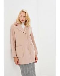 Женское розовое пальто от Madeleine