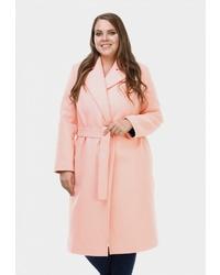 Женское розовое пальто от Magwear