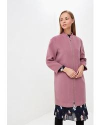 Женское розовое пальто от Ruxara