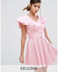 платье с плиссированной юбкой medium 3666917