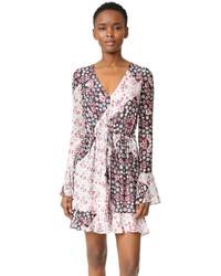 Розовое платье от Rebecca Minkoff