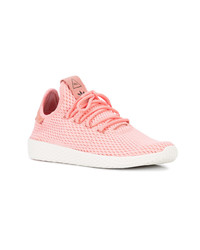 Мужские розовые кроссовки от Adidas By Pharrell Williams