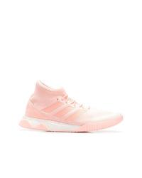 Мужские розовые кроссовки от adidas