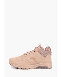 Женские розовые кроссовки от Anta