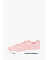 Женские розовые кроссовки от Asics