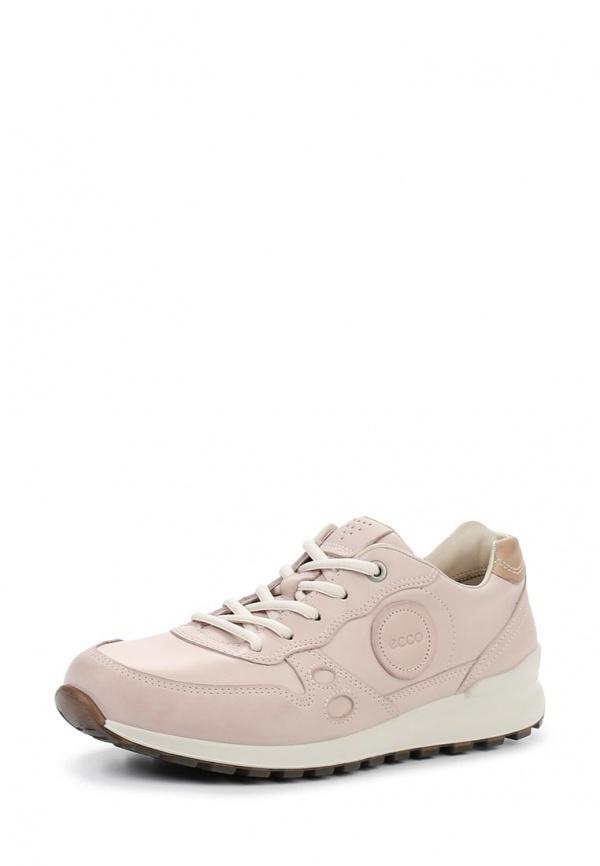 ... Женские розовые кроссовки от Ecco ... ee84203713b6e