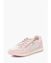 Женские розовые кроссовки от Escan