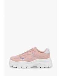 Женские розовые кроссовки от Findlay