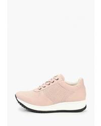 Женские розовые кроссовки от Keddo