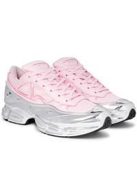 Мужские розовые кроссовки от Raf Simons