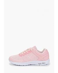 Женские розовые кроссовки от TimeJump