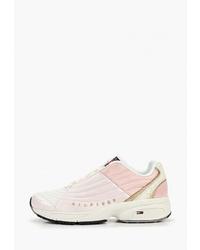 Женские розовые кроссовки от Tommy Jeans