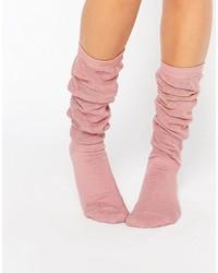 Женские розовые носки от Asos