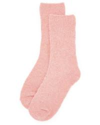 Женские розовые носки от Free People