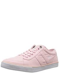 Розовые плимсоллы