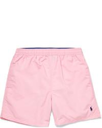 Розовые шорты для плавания от Polo Ralph Lauren