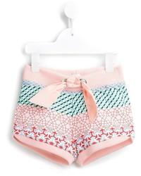 Детские розовые шорты для девочке от No Added Sugar