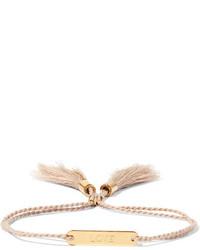 Розовый браслет от Chloé