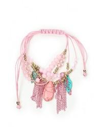 Розовый браслет от Kameo-Bis