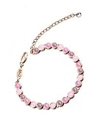 Розовый браслет от Mademoiselle Jolie Paris